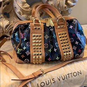 Stunning Louis Vuitton Limited Edition Courtney